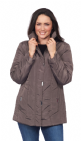Womens ❤️Plus❤️ Lightweight Quilted Mink Jacket db174